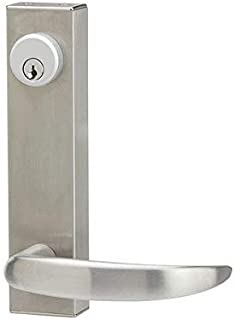 Adams Rite 3080-03-0-9U-US32D Entry Trim For All Adams Rite Exit Devices
