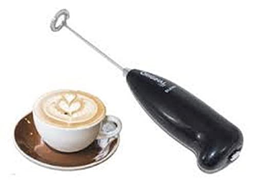 Mini Mixer Misturador Elétrico Inox Shaker Café Chá Bebidas, Original line (Multicolor)