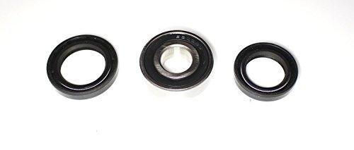 JSP BRAND Lower Steering Stem Bearing & Seal Kit Compatible with Honda OEM# 25-1460 99-14 TRX90 TRX200 TRX200D TRX250 TRX250EX00 TRX250R TRX300 TRX400EX 400EX TRX400X TRX450ER