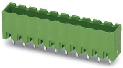 Phoenix Contact Manufacturer OFFicial shop Pluggable Terminal Blocks Fort Worth Mall pitch 5mm 16 Throu Pos