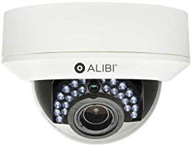 Alibi 2.1MP WDR Outdoor True Day & Night Dome IP Security Camera