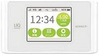 Speed Wi-Fi NEXT W04 UQ WiMAX版 クリアホワイト
