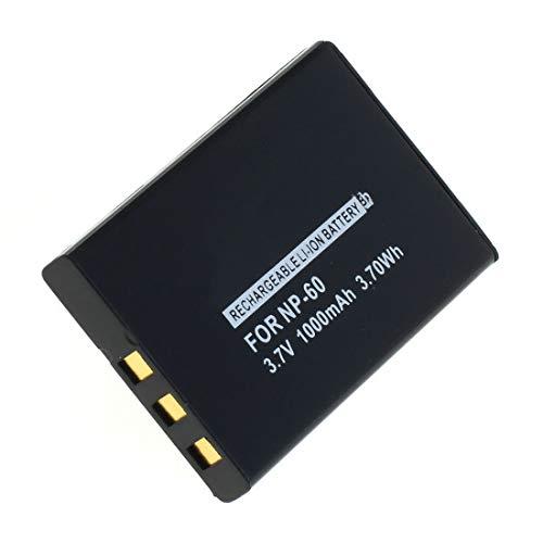 Akkuversum Akku kompatibel mit Medion MD85806 Life P47005 41.03556.190, Camcorder/Digitalkamera Li-Ion Batterie