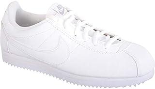 [ナイキ] Cortez コルテッツ White Leather GS 749502-100 (measurement_23_point_5_centimeters)
