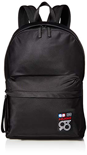 HUGO by Hugo Boss Men's Backpack - Black - One Size