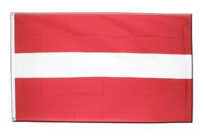 Lettland Flagge, lettische Fahne 90 x 150 cm, MaxFlags®