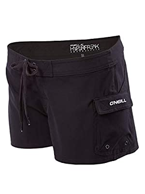 O'NEILL South Pacific Womens Stretch Boardshorts 11 Black from O'Neill Clothing