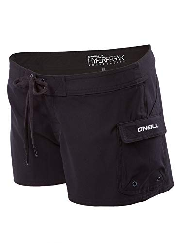 O'NEILL South Pacific Womens Stretch Boardshorts 11 Black
