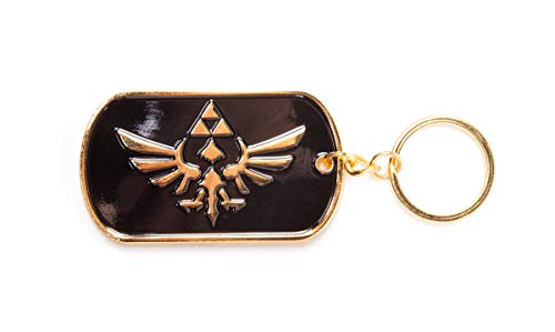 Zelda - Triforce Dogtag - Schlüsselanhänger - Original Merchandise