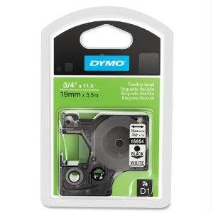 Affordable Dymo Black Print/White Permanent, 0.75 X 11.5