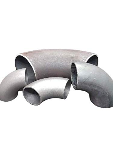 Rohrbogen Schweißbogen 90°, Bauart 3, nahtlos Stahl S 235 / St 37, DIN 2605 (42,4 x 2,6 mm)