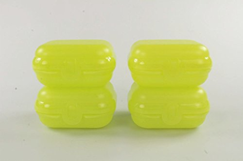 TUPPERWARE To Go Mini-Twin gelb Größe 1 Brotdose Box Kindi MiniTwin (4)