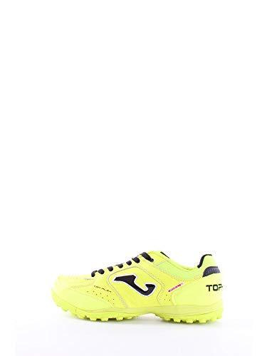 Joma Top Flex Turf, Zapatilla de fútbol, Yellow, Talla 7 USA (40 EUR)