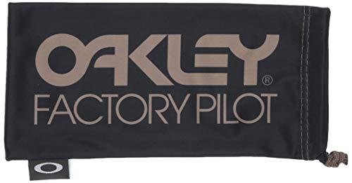 Oakley 102-236-001 Estuches para anteojos, Multicolor, 0.0 Unisex Adulto