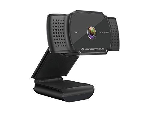 - Webcam Conceptronic AMDIS02B 2K SuperHD (Android)
