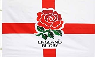 England Rugby Six Nations Rugby RFU Crest Flag