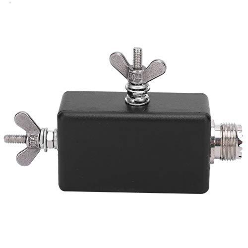 GAESHOW 1: 9 Mini Balun Antenna HF a Onde Corte Adatta per stazioni QRP per Esterni ed Elettronica di consumo per mobili