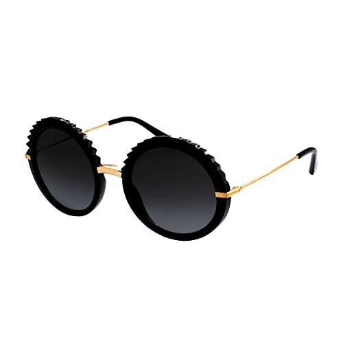 Dolce & Gabbana 0DG6130 Occhiali, Black, 52 Donna