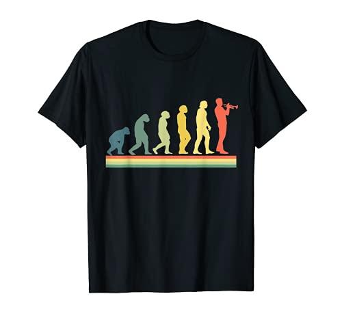 Trompeter Geschenk Trompete T-Shirt