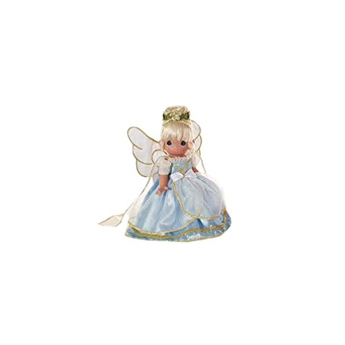 """Precious Moments Angels From Above Blonde Doll, 9"""""""
