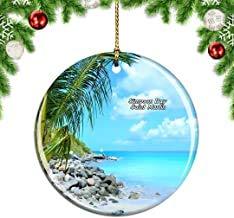 Kysd43Mill Simpson Bay St. Martin – ± 3 STK. 4.png Weihnachtsbaum-Dekoration zum Aufhängen, Keramik, Weihnachtsdekoration, Weihnachts-Geschenke