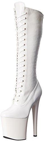 Pleaser Taboo-2021 - Sexy Mega Plataforma Botas Zapatos de tacón Alto Mujer - tamaño 36-43, US-Damen:EU-38 / US-8 / UK-5