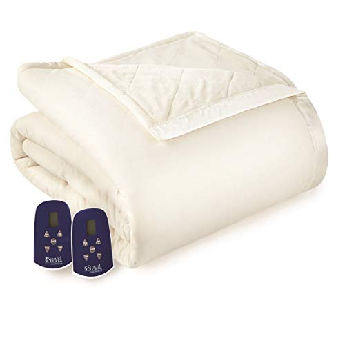 Thermee Micro Flannel Micro Flannel Electric Blanket