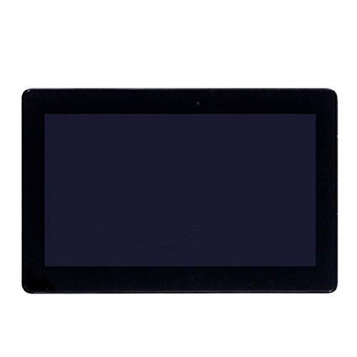 ASUS Ersatzteile LCD Bildschirm + Touch Panel für ASUS Transformer Book / T100 / T100TA (Schwarz)