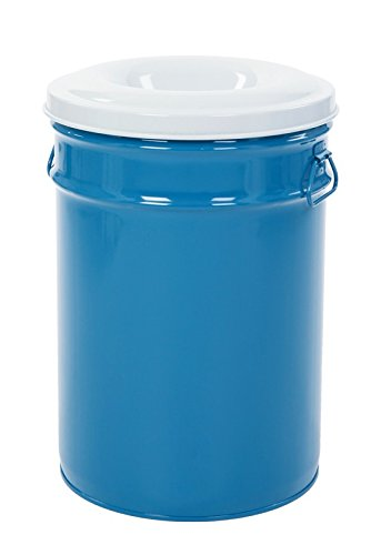 Higiene de Shop Top de Select feuerlösch Ender Papelera 60litros, Azul