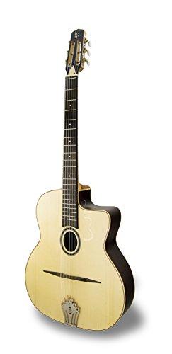 APC JM Luthier Jazz Manouche Gitarre