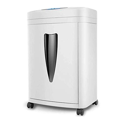 Buy Discount DDSS Paper Shredder, Office Paper Shredder, Electric Desktop File Shredder, Home Silent...