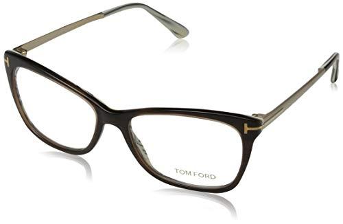 TOM FORD Eyeglasses FT5353 050 Dark Brown