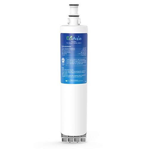 EcoAqua EFF-6002A Filtro Frigorifero ad acqua compatibile con Whirlpool 4396508 SBS002; Hotpoint 46195027119 481248088024 serie MSZ7 / MSZ8 4392857 4392922 MSZ822DFHA MSZ902DFHA (1)