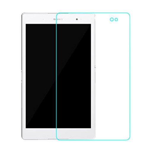 Aohro Pellicola Protettiva per Sony Xperia Z3 8-inch Tablet Compact SGP621, Protezione dello Schermo in Vetro Temperato Clear Trasparente Glass Screen Protector (1-Pack)