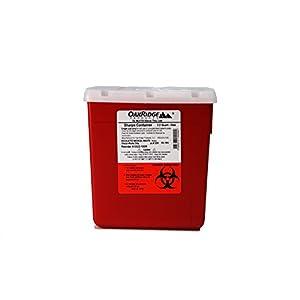 buy  Oakridge Products 2.2 Quart Size Needle Disposal ... Diabetes Care