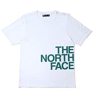 ザ・ノースフェイス グラフィック ロゴ T-シャツ Tシャツ THE NORTH FACE GRAPHIC TEE NF0A498H (ホワイト, L) [並行輸入品]