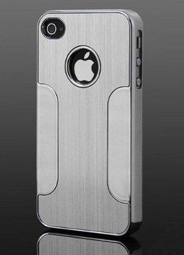 itronik Aluminium Hardcase Schutzhülle für Apple iPhone 4 / 4S
