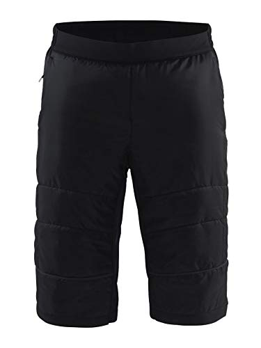Craft heren PROTECT SHORTS M zwart XL warmtebroek