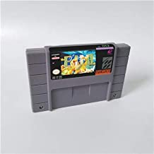 Game card - Game Cartridge 16 Bit SNES , Game EVO E.V.O. Search For Eden - RPG Game Cartridge Battery Save US Version