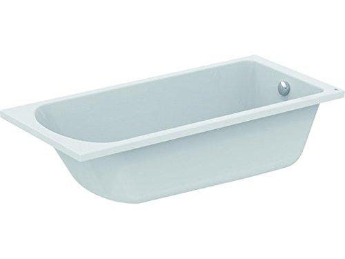 Ideal Standard Körperform-Badewanne Hotline neu, 1700x800x465mm, Weiß, K274701