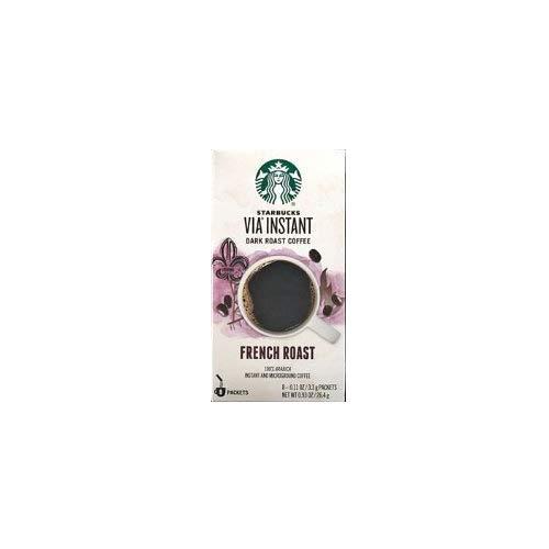 starbucks via coffee french roast - 5