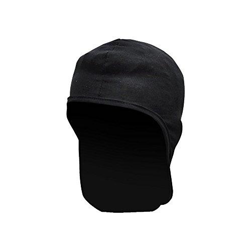 K1 Race Gear Lightweight Polyester Blend Head Sock (Black) - 17-PLH-N