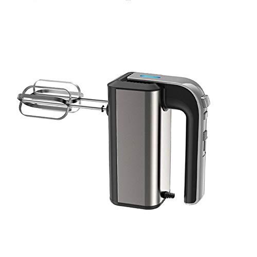 Lpiotyuddq Varillas Cocina, Mezclador de Alimentos eléctricos de Alta Potencia de 800W y Mezclador de Mezclador de Pasta batidor de batidor Espiral Mezclador de Crema Herramientas de Cocina