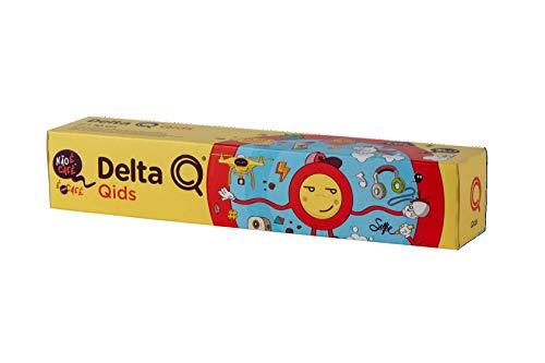 Delta Q - Qids - Cápsulas de Cereal - Pack de 12 (120 cápsulas)