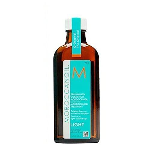 Moroccanoil S0567593 Aceite Capilar, Light, 125 Mililitro