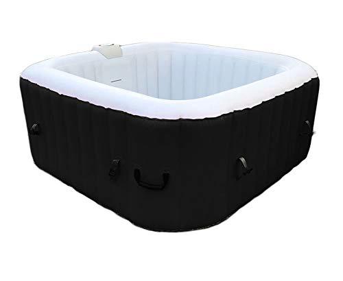 XQmax Aufblasbarer Spa Whirlpool - Relax Wellness - 600 Liter - 3 Personen