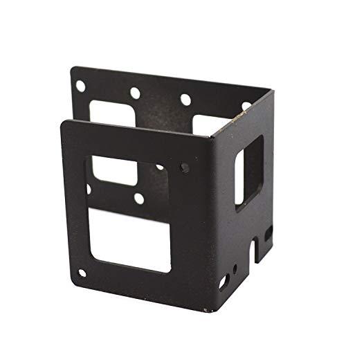 HUANRUOBAIHUO 3D printer accessoires I3 MK7 MK8 extruder RVS beugel U-vormige metalen beugel houder extruders Components