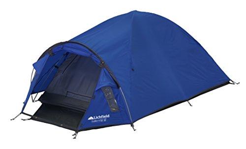 Lichfield Campingzelt Cullen 4, Blau (Atlantic blue) , 210x240x130, TEGCULLEND51004