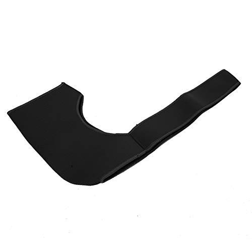 Einstellbare Schulterbandage, Neopren Schulterstütze, Verstellbare Neopren Schulter Bandage Sport Bandage Verstellbarer Schulterpolsterschutz Dehnungsschutz Zahnrad Rechter Schulterschutz (1#)
