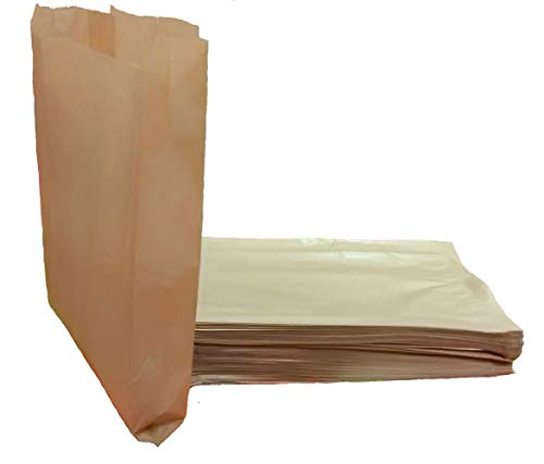Yearol K108 200 Bolsas Papel Kraft estraza. 31 * 12